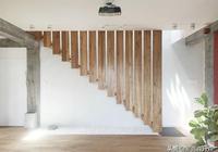 輕工業風格——木階上下,無琢之美