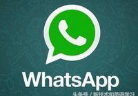 歐美的微信——whatsapp