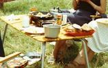 老照片:40年前翁美玲在劍橋戀愛的罕見照,天生麗質、美麗可愛!