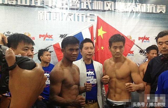 中國搏擊現狀:缺少70kg搏擊悍將!最強搏擊悍將以被迫去打工