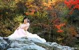 鷂落坪秋天裡的童話:山谷裡是斑斕的是世界,那裡層林盡染