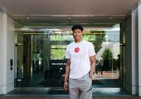 日本首位樂透秀八村塁與Air Jordan簽約,具體金額並未公佈