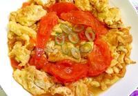 西紅柿炒雞蛋