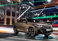 全新一代BMW X6,最強SAC來襲