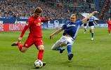 足球——德甲:沙爾克04戰平萊比錫