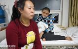 看到媽媽常求人下跪,陝北11歲重症娃不想媽媽丟人,想回家