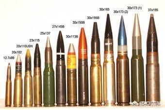 機關槍和機關炮有什麼區別?