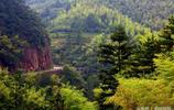 九華山風景區:九華山的路