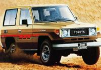 陸巡V8的時代即將過去,豐田估計又要漲價了