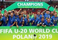 烏克蘭問鼎FIFA U20世界盃冠軍,並創下歷史紀錄