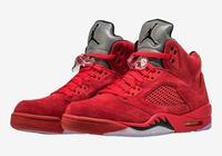 """Jordan 5 Retro """"Red Suede""""將迎來全尺碼發售!"""
