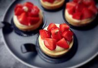 草莓香草塔的做法