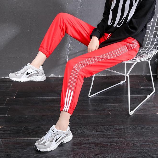 胖女人別再穿短褲了!瞧這新出的10款闊腿長褲,禦寒保暖更顯瘦