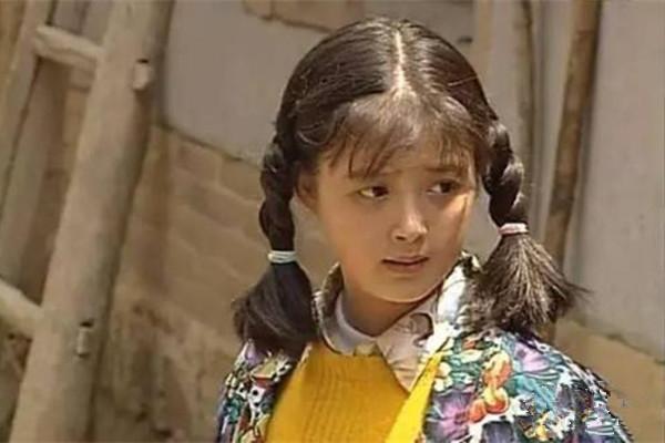 12歲的蔣欣,20歲的蔣欣,28歲的蔣欣,女大十八變啊
