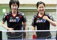 日本乒乓球前一姐福原愛,和現任一姐石川佳純,誰更漂亮?為何兩人在中國人氣這麼高?