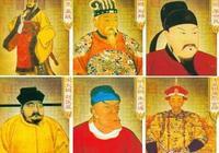 從秦到清歷代開國皇帝的一個共性,那就是活得足夠長上