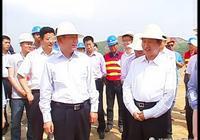 交通運輸部副部長劉小明來延調研交通扶貧工作