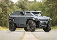 中國擁有的這一豪車公司,竟打造了裝甲戰車!酷炫猶如蝙蝠俠座駕
