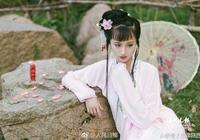90後美女大學生酷似陳曉旭,拍寫真模仿陳曉旭的林黛玉扮相,致敬永遠的林妹妹