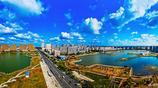 大慶有個並蒂湖|燕都湖與新潮湖