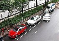 如何更好的停車讓你愛車免收不必要的傷害,不碰馬路牙子的技巧!