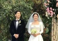 宋慧喬為什麼會選擇宋仲基?從這場婚禮上就能看出來!
