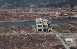 原子彈爆炸後的日本廣島