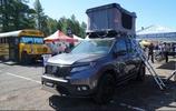 誰說SUV不能到野外生存?這輛本田就告訴世人如何越野!