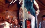 一些瑪麗蓮夢露在拍攝電影《大江東去》時的老照片