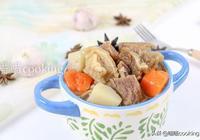 蘿蔔牛腩怎麼煮?一個電飯鍋輕鬆搞定!燉好的牛腩入口軟爛超好吃