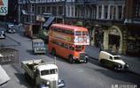 50年代的英國街頭 感覺與現在也沒有什麼差別