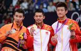 經典照片回顧李宗偉職業生涯 奧運會三次捧銀牌落淚成最大遺憾