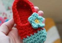 你們愛的超可愛寶寶鞋,教程來了!DIY手工製作(有教程)