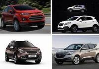 都是小型SUV,XR-V、繽智月銷過萬,勁客、昂科拉卻無人問津?