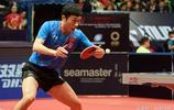 乒乓球中國賽男單首 許昕4比0橫掃對手晉級