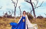 這美女登上印度頂級時尚雜誌的封面  你覺得美嗎?