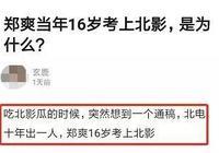 學術事件:鄭爽也被拖下水了?