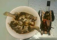 清蒸雪菜黃魚