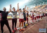 足球——足協盃:上海上港晉級決賽