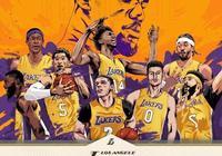NBA西部戰績最終排名預測:火箭攀登前四,湖人搭上末班車