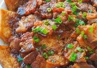 用五花肉給大家做一個好吃的,不炒不燒,不用一滴油,非常下飯