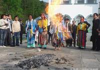 寧強羌族傳統技藝 儺戲端公