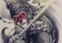 齊天大聖孫悟空造型手稿欣賞,玉雕師學習好素材