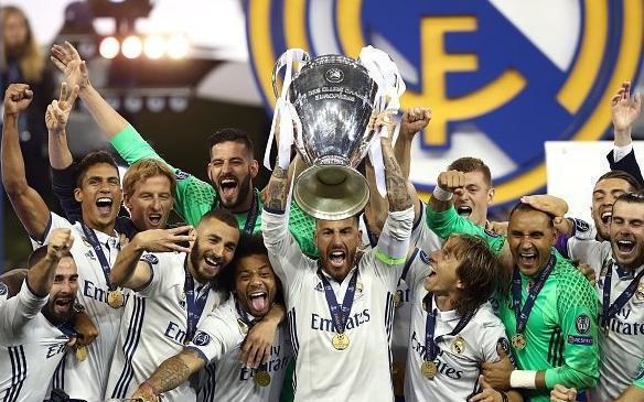 我們是皇家馬德里!我們是歐洲之王!