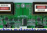 液晶高壓板原理與維修