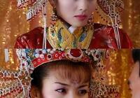 中國傳統之鳳冠霞帔!趙薇劉濤范冰冰朱茵鞏俐,你眼中誰最美?