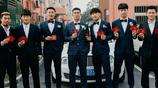 上海綠地申花球員徐友剛婚禮照片曝光,祝福徐友剛夫婦新婚快樂