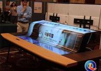 全球首款!LG發佈77英寸4K透明OLED柔性屏