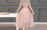 好看不貴穿著高貴優雅的真絲連衣裙,讓你找回自信,氣質爆棚