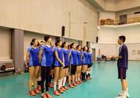 中國女排最新集訓動態